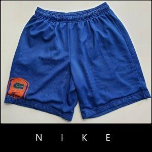 Nike Men Florida Gators  Jersey Short Size XL Blue